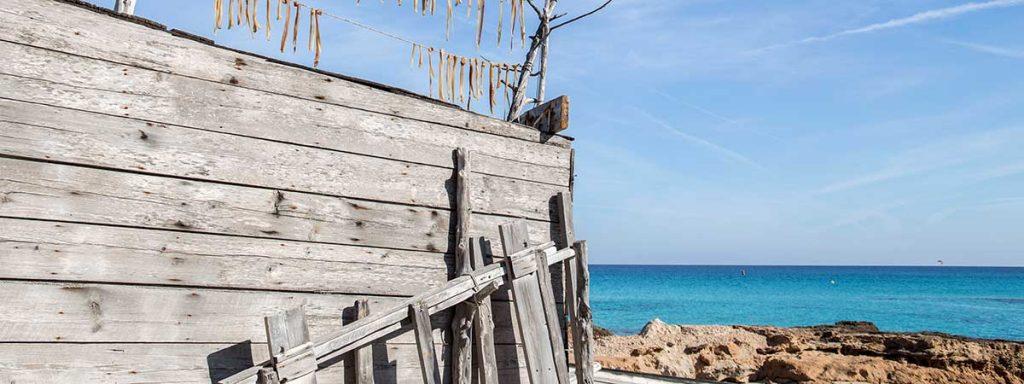 Turismo en Es Caló Formentera